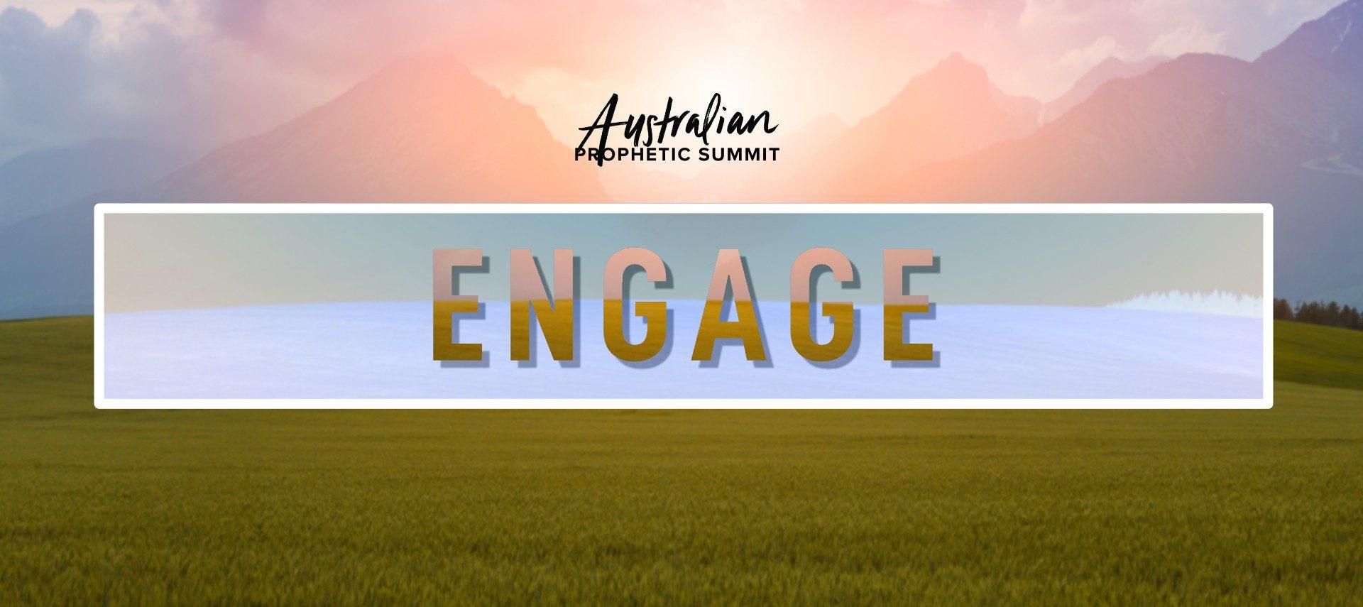 Engage | APS 2019