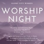 GCWWorshipNight