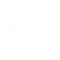 Glory City Church Logo White Circle
